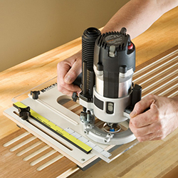 Rockler router fluting jigsm